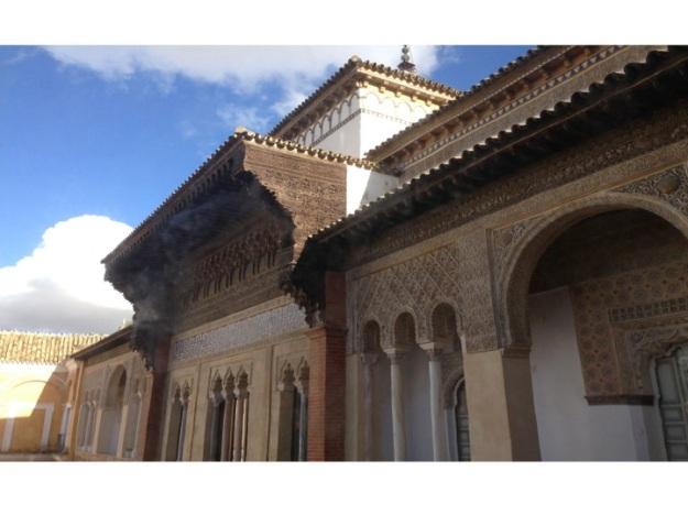 Reales Alcázares Sevilla