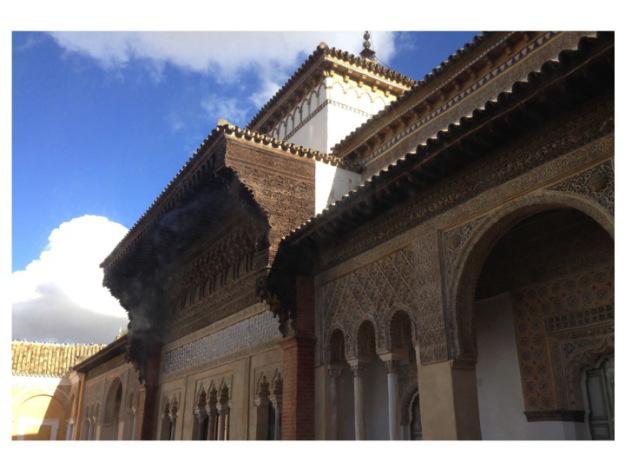 Reales Alcazares Sevilla
